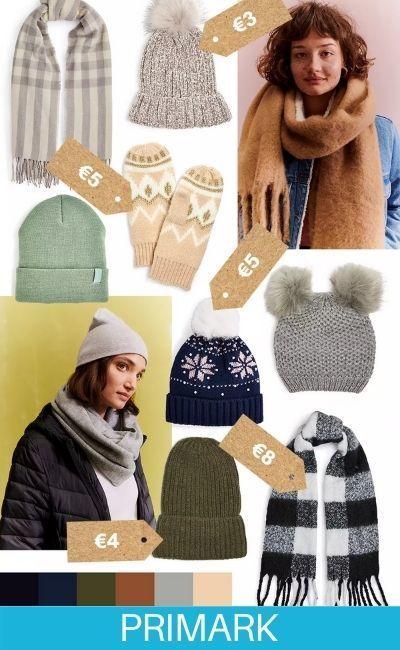 modelos Prendas para el frio en esta temporada a partir de 3 €