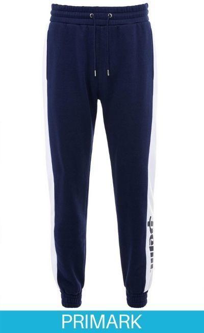 Pantalones de chándal azul marino de la colección Penn Primark