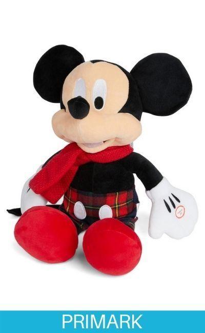 Peluche grande de Mickey Mouse de Disney Primark