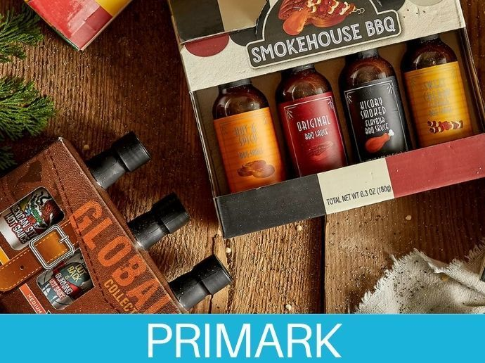 Regalos para amantes de la comida Primark