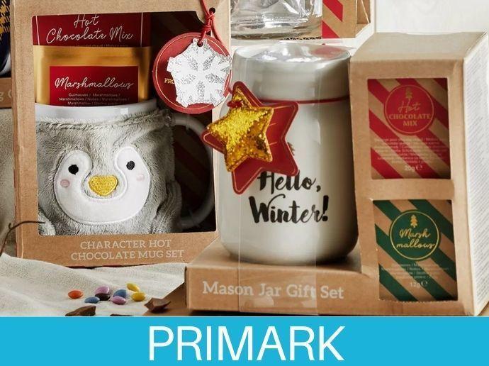 Regalos para esconder en los calcetines navideños Primark