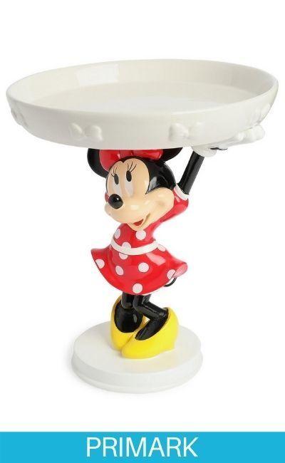 Soporte para pastel de Mickey y Minnie Primark