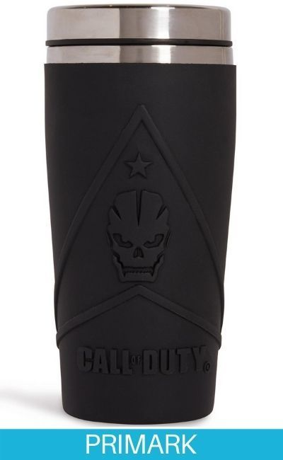 Taza de viaje de Call of Duty Primark